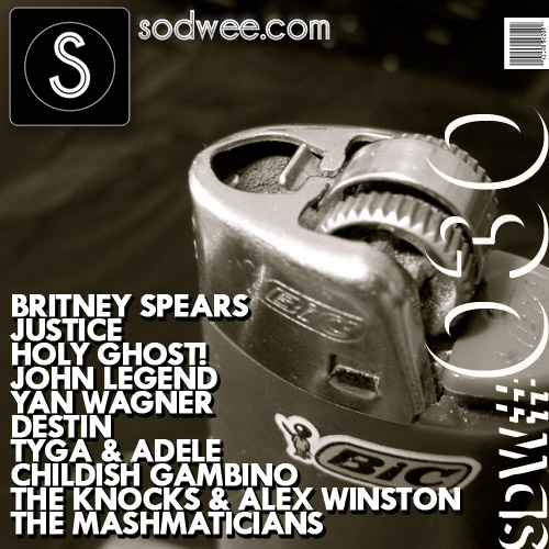 SDW#030 is out | Britney / Justice / The Knocks / Alex Winston & more...
