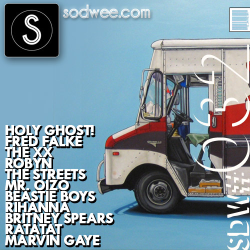 SDW032 | Beastie Boys / The Knocks / Ratatat / Is Tropical / The XX + many more...