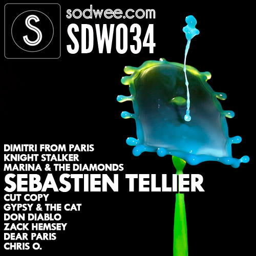 SDW034 | Sebastien Tellier / Dimitri From Paris / Inception soundtrack + many many more !