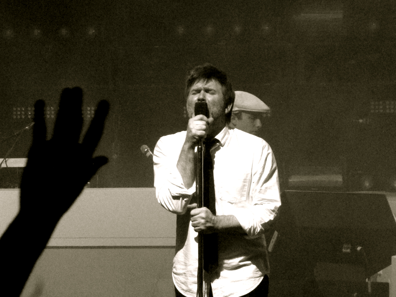 LCD Soundsystem's last 3hr gig at Madison Square Garden!