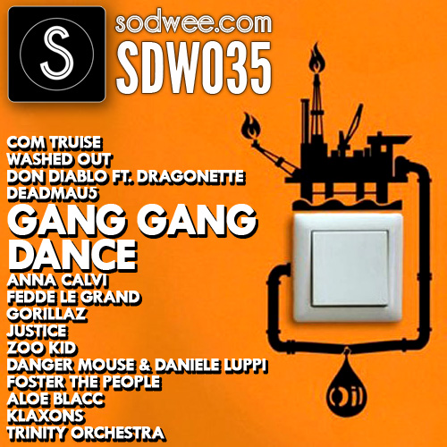 SDW035 | GANG GANG DANCE / Fedde Le Grand / Anna Calvi / Com Truise + many more...