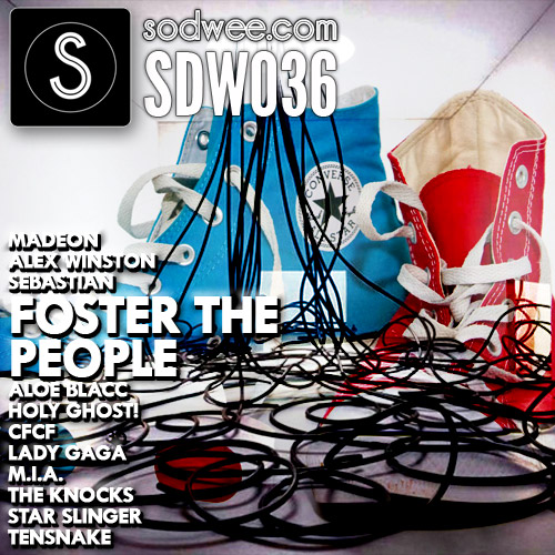 SDW036 | Madeon / Foster The People / Holy Ghost!