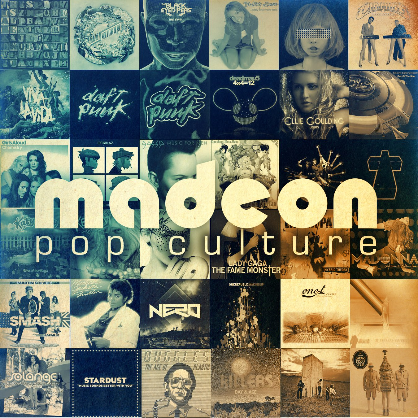 Madeon - Pop Culture (live mashup) | [video] + [mp3]