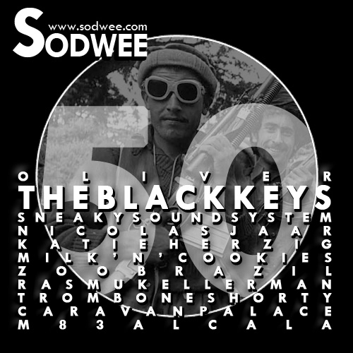 [mp3] SDW050 - Funky Mudjahidin | The Black Keys / Oliver / M83 / Zoo Brazil / Nicolas Jaar / Caravan Palace / Trombone Shorty + many more...