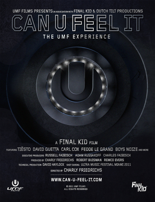 Ultra Music Festival releases 'Can U Feel It' Official Movie Trailer #1