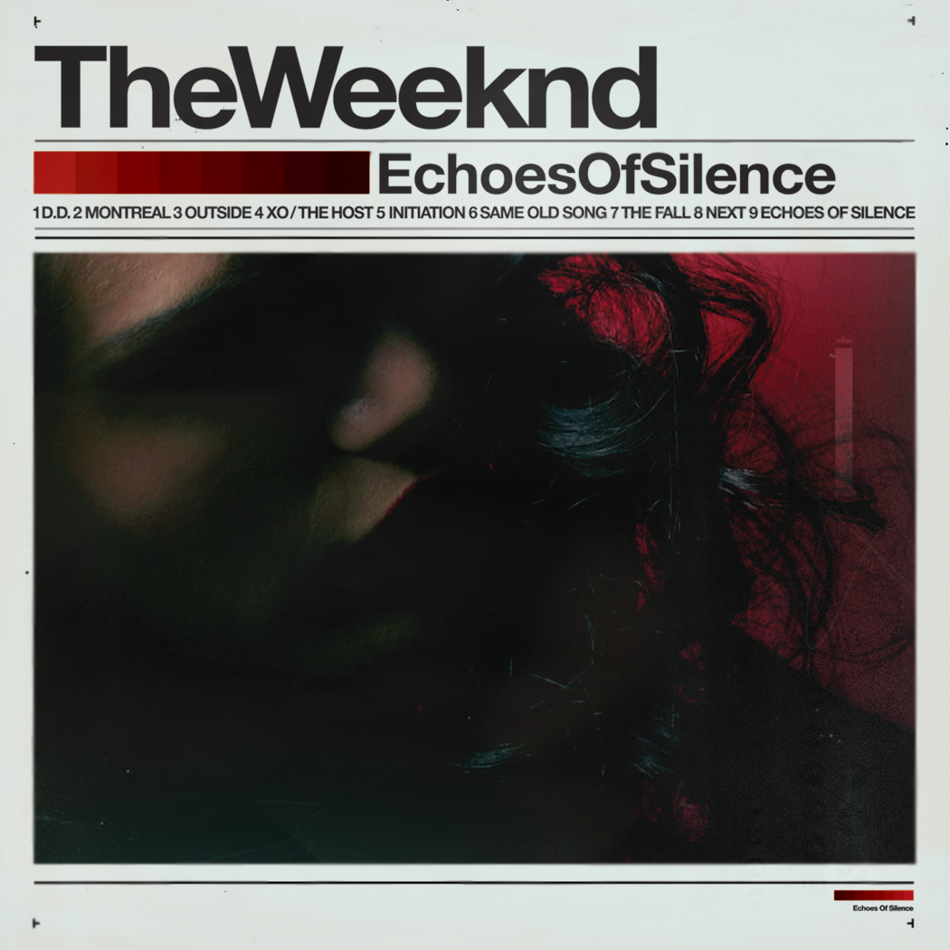 Echoes Of Silence - Cover Art