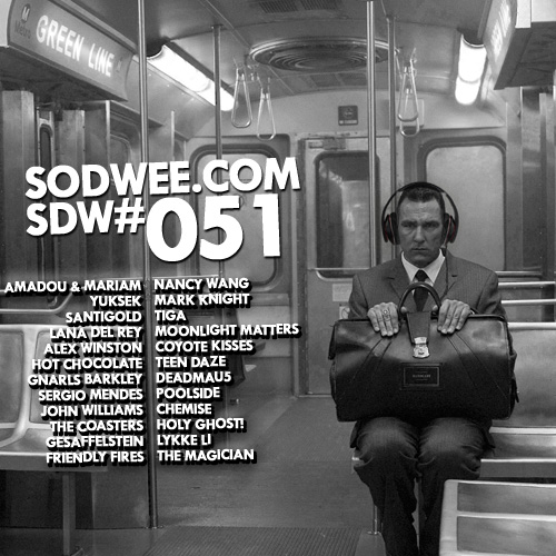 SDW#051 – The Perfect Commute Playlist