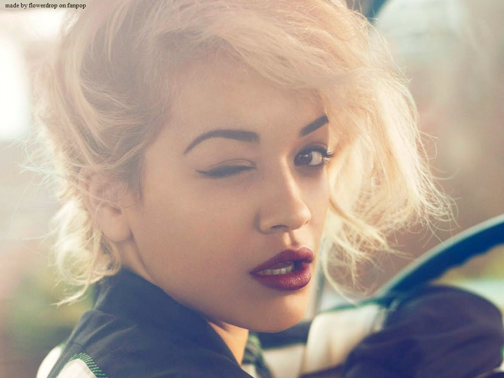 Rita Ora – No Church In The Wild (Jay-z x Kanye West cover)