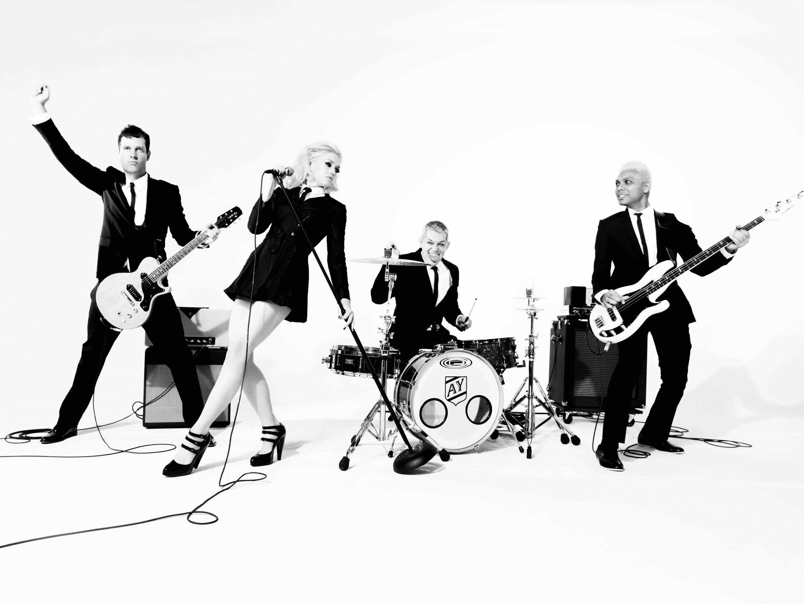 [mp3] No Doubt - Settle Down