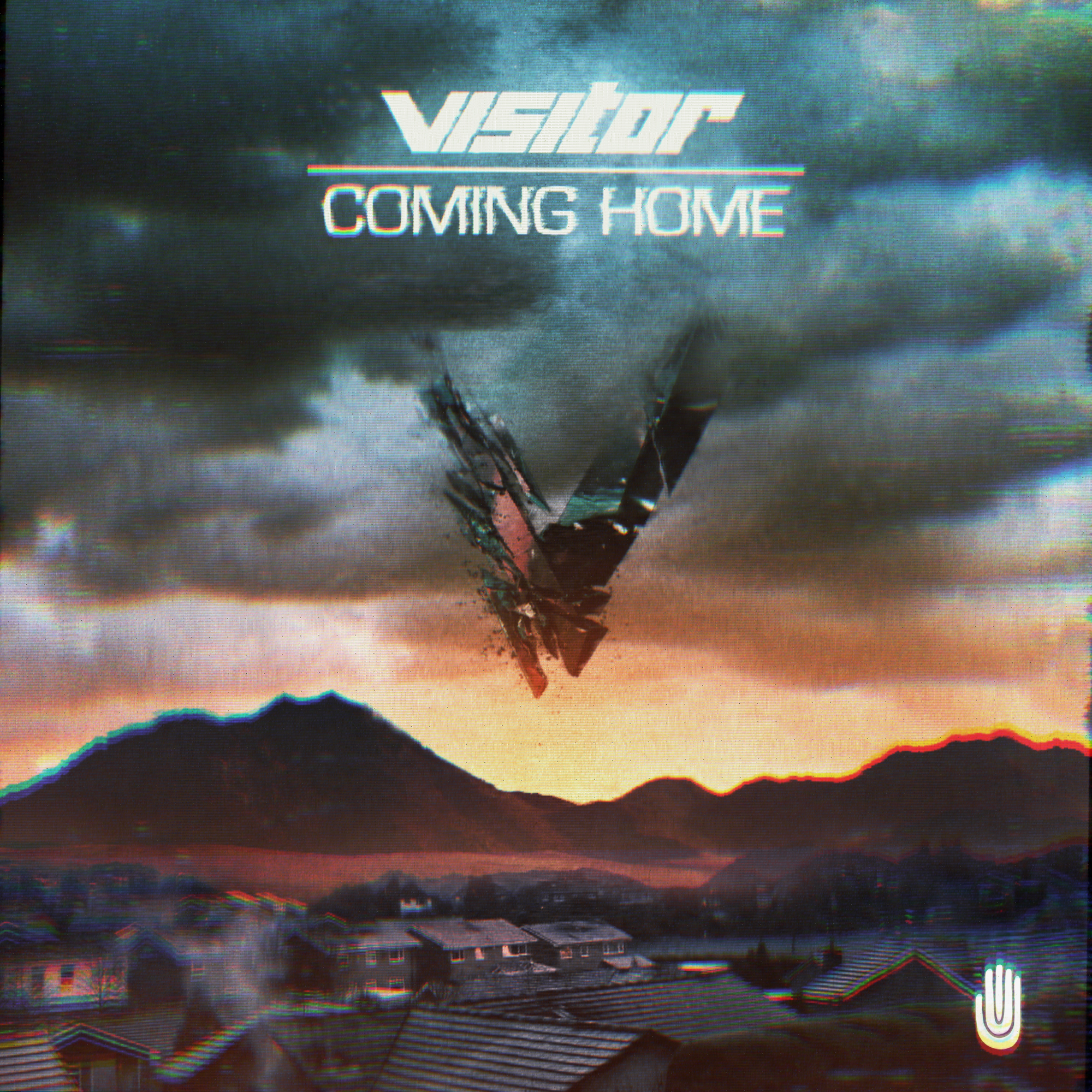 Visitor - Coming Home / RNB - cover art - sodwee