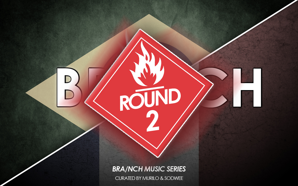 BRA/NCH > ROUND 2 – Les Rita Mitsouko x Cansei De Ser Sexy