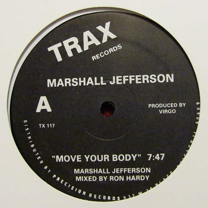 [DOWNLOAD] Marshall Jefferson – Move Your Body