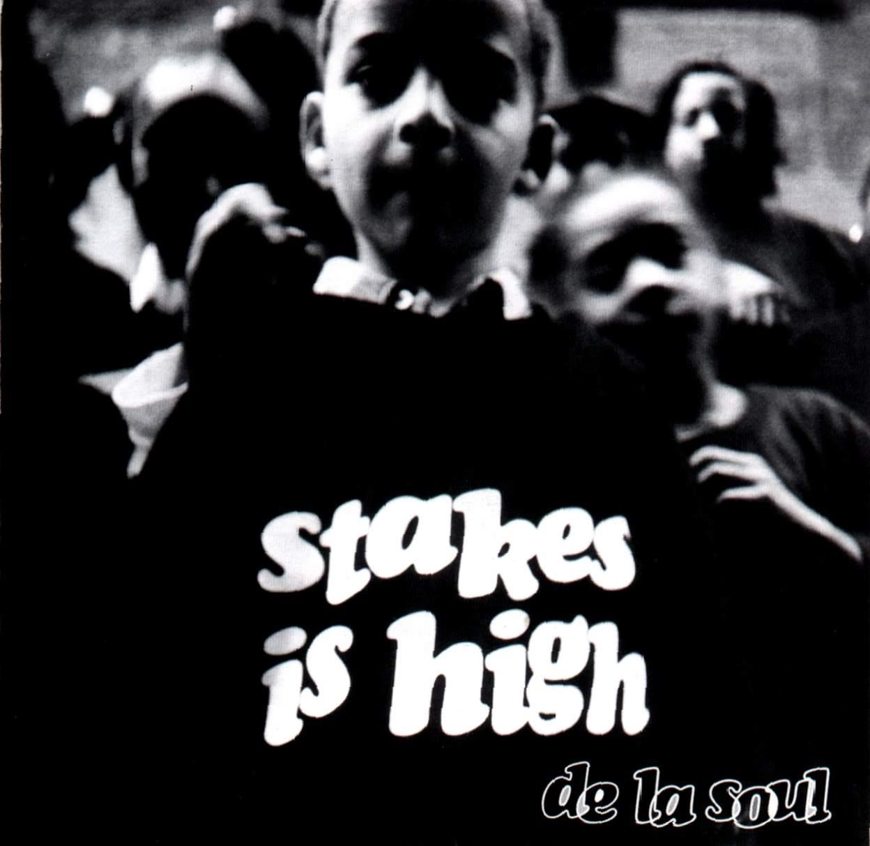 [no comment] De La Soul – Stakes Is High (Volta Cab edit)
