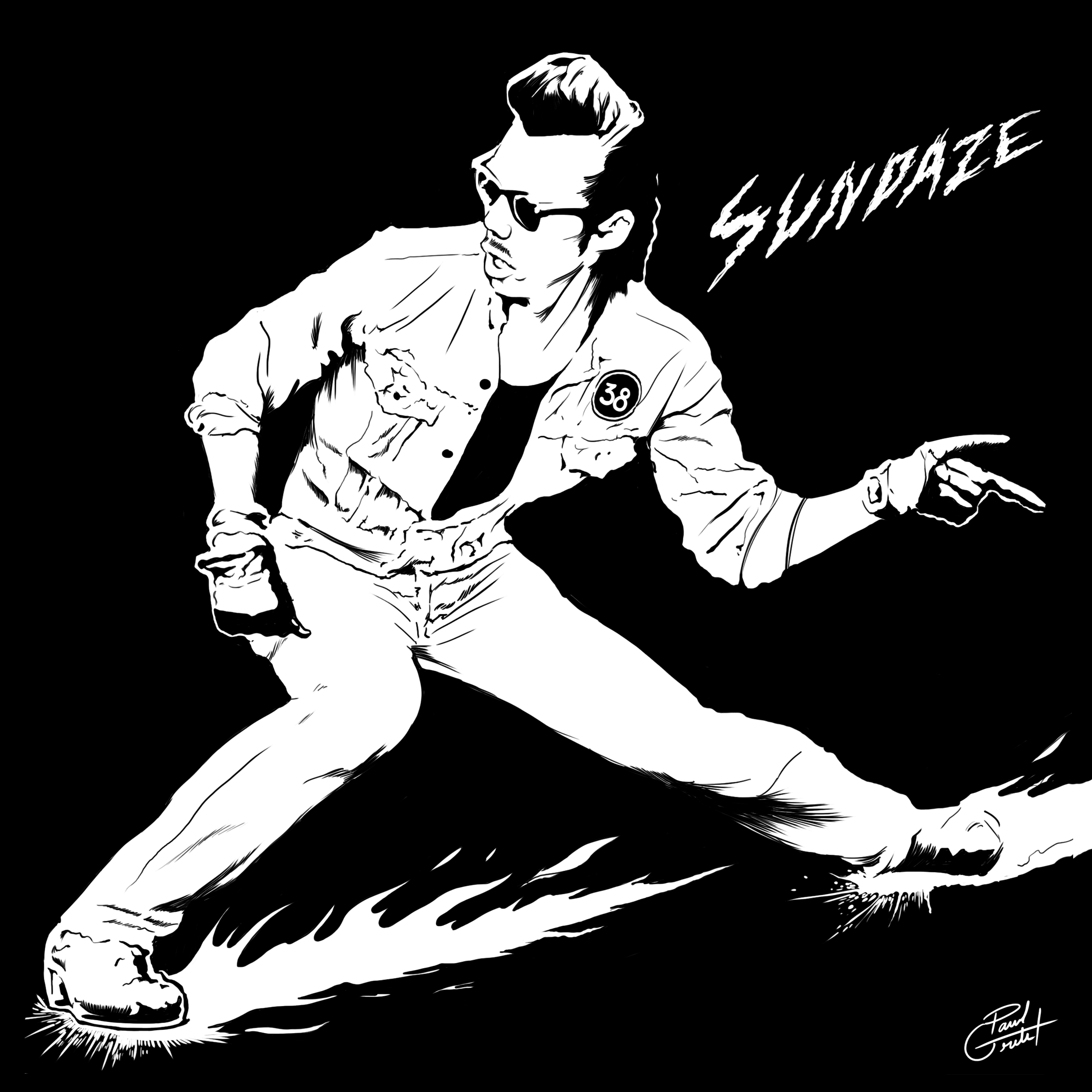 sundaze #38 - sodwee.com by Paul Grelet
