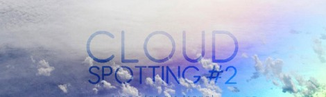 #Cloudspotting #2 | A selection for air travel by Sodwee for Heather Poole
