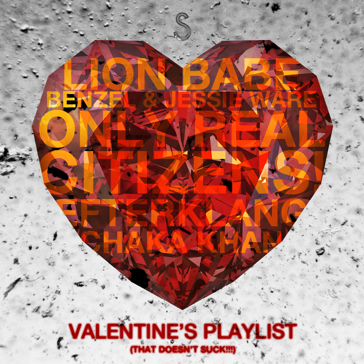 6 tracks for Valentine's Day (that don't suck!!)