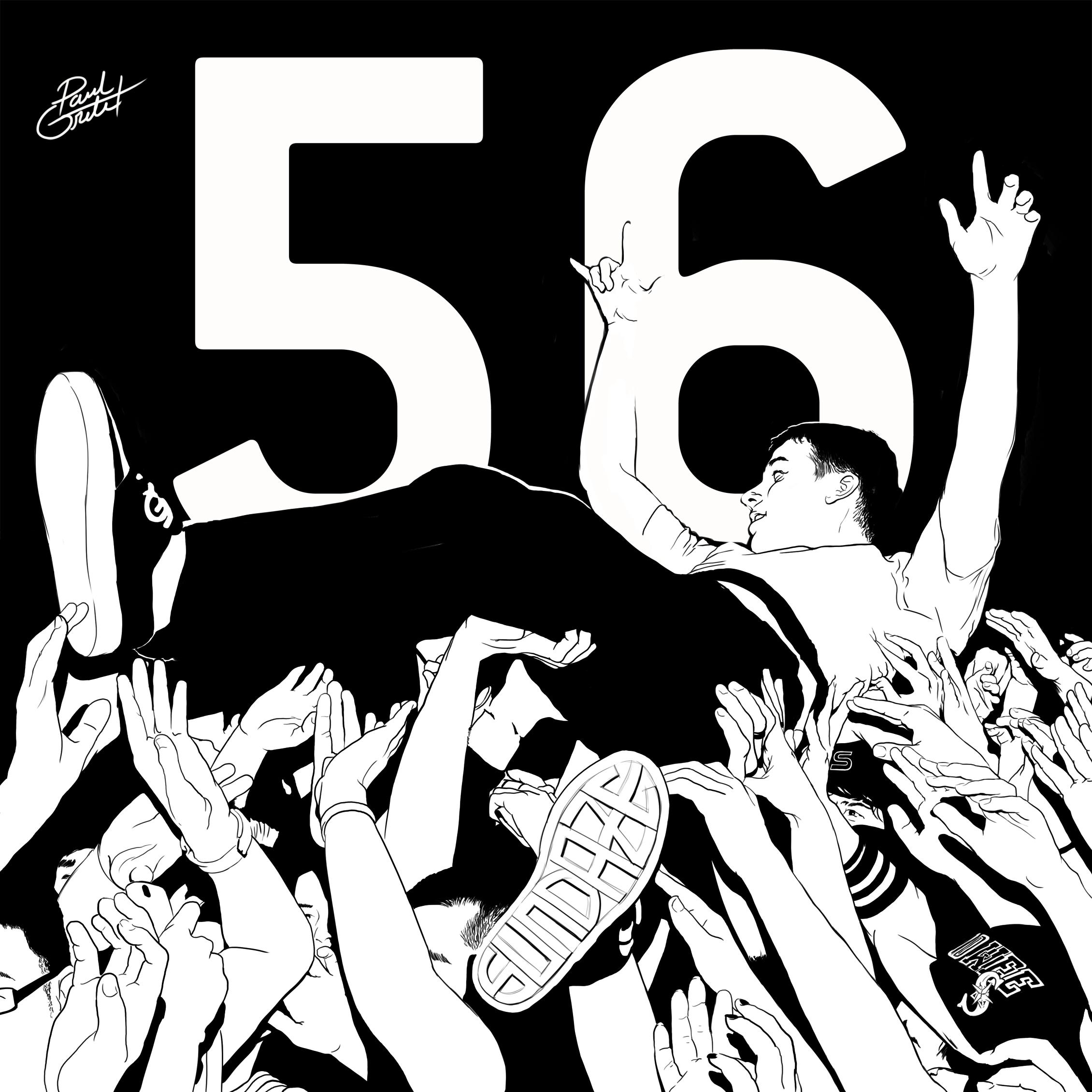 Sundaze Playlist #56 – Art By Paul Grelet