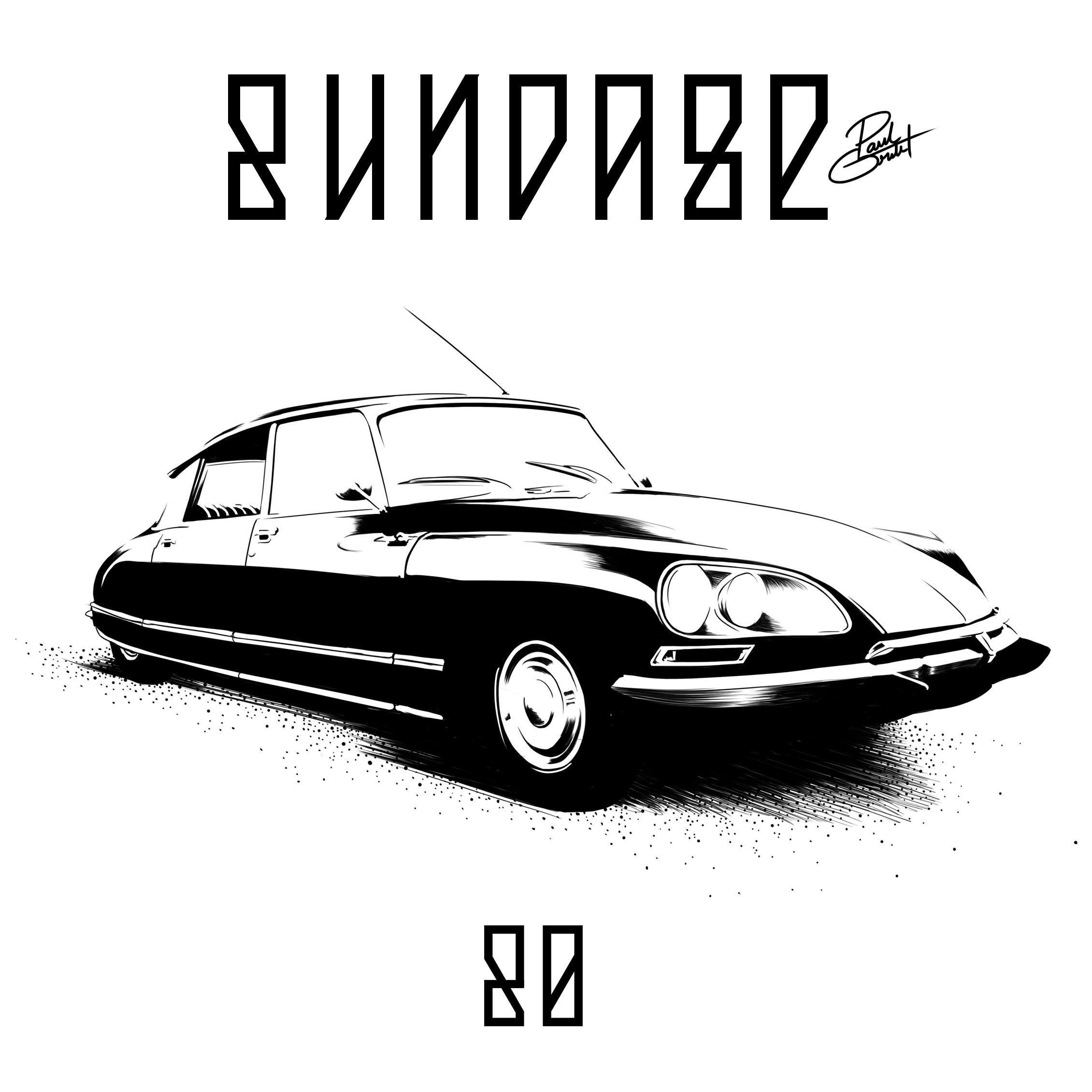 Sundaze Playlist #58 – Art By Paul Grelet