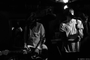 Live Pictures : Be Quiet live @ Le Truskel