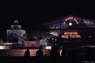 Grande Halle de la Villette by night #P4Kparis sodwee.com photo by Sophie Jarry