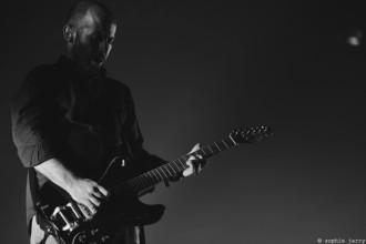 Mogwai @ #P4Kparis Pitchfork Music Festival Paris 2014 - photo by Sophie Jarry for sodwee.com