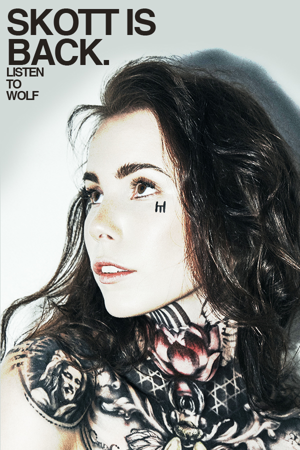 new Music by SKOTT - Wolf
