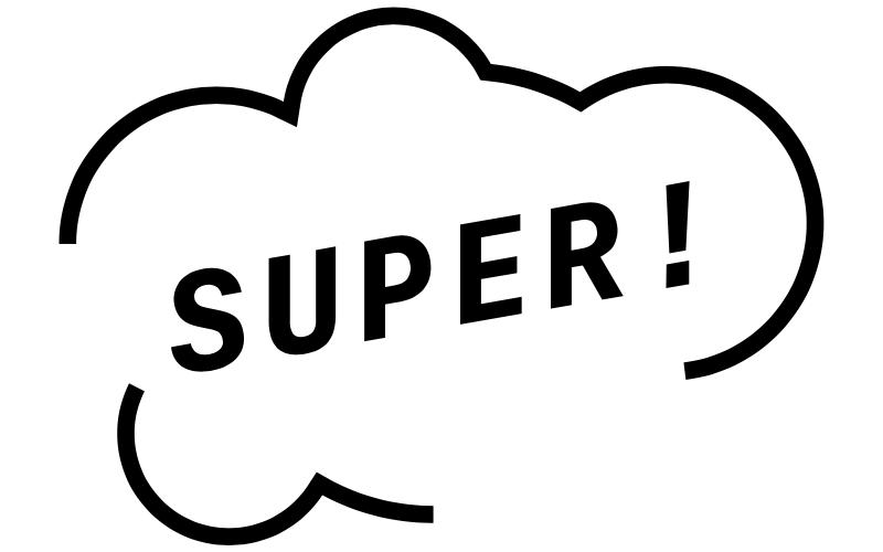 Super Mon Amour - Logo